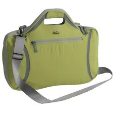 Lilypond FIRETHORN Padded Laptop Bag with Shoulder Strap in CACTUS NWT!
