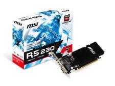 MSI Grafik- & Videokarten mit DDR3 ohne Angebotspaket-Speicher