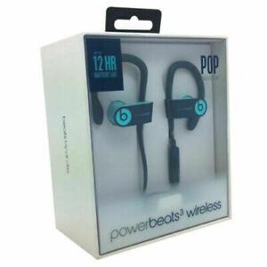 -BNISB- Beats by Dr. Dre Powerbeats3 Wireless  Earphones - Pop Blue,  MRET2LL/A