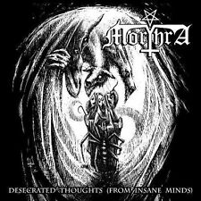 MORTHRA-DESECRATED THOUGHTS(FROM INSANE MINDS)-CD-death-toxocara-misanthropia