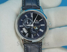 NWT | BNIB ORIENT Classic Automatic 3nd Generation Sun And Moon Watch FAK00005D