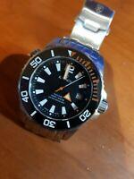 reloj kronos Diver K300 Automatic Orange by union suiza