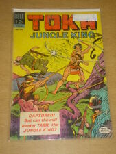 TOKA JUNGLE KING #3 G (2.0) DELL COMICS APRIL 1965
