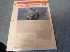 Lockheed: Bundle of Military Fighter Jet Informational Papers (Number 5/Group 6)