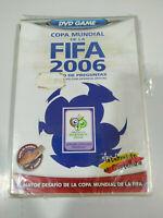 Coupe Du Monde de La Fifa 2006 - Jeu De Pour PC Dvd-Rom Edition Espagne