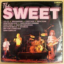 """THE SWEET SELF TITLED 1978 RCA CAMDEN CDS 1168 12"""" LP ALBUM EX"""