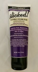 Aunt Jackie's Grapeseed Slicked Flexible styling Glue 4oz - AU Stock