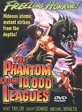 THE PHANTOM from 10,000 LEAGUES NEW DVD Horror Kent Taylor