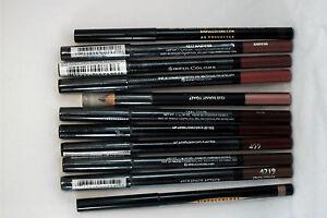 SINFUL COLORS LIPLINER pencil choose your colour