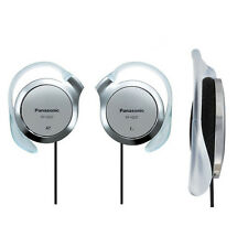 Panasonic RP-HZ47-S Silver Ear-Clip Headphones 9.9mm Ultra Slim RPHZ47 /GENUINE