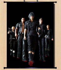 Home Decor Japan Wall poster Scroll Final Fantasy Versus Xiii 13 Ff Noctis Lucis