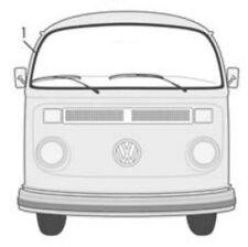 Universal VW Beetle Partagé Baywindow CAMPER en Ligne Carburant Essence Filtre