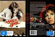 A STAR IS BORN Kris Kristofferson Barbra Streisand NEW DVD (Region 4 Australia)