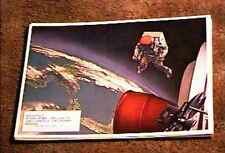 MAROONED 1969 LOBBY CARD #8 ASTRONAUTS SPACE TRAVEL