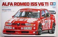 TAMIYA 1/24 Alfa Romeo 155 V6 TI '93 DTM works color Cartograf #24137 model kit