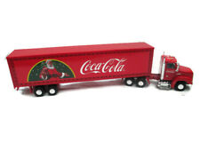 Coca-Cola MotorCity Holiday Caravan Truck 1:43 LED Lights 2009- BRAND NEW
