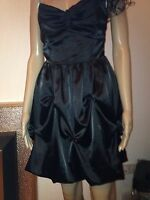 Lipsy London Ladies Dress Size 10 Black