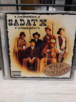 Wild Cowboys by Sadat X (CD, Jul-1996, Loud/RCA Records)[PA] VGC OOP