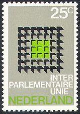 Netherlands 1970 Union/Workers/Parliament/Politics/Design 1v (n32974)