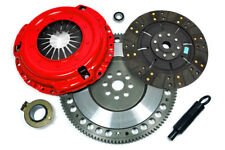 KUPP STAGE 2 CLUTCH KIT+RACING FLYWHEEL 00-02 SATURN SC1 SC2 SL SL1 SL2 SW2 1.9L