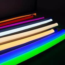 Diode LED NEON Blaze 24V Linear LED Light Top Emitting 4.4W/ft Purple 16.4ft Spo