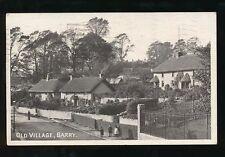 Wales Glamorgan Glam BARRY Old Village Used 1942 PPC local pub Mrs L.B.Kavanagh