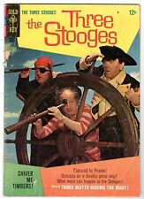 Three Stooges #33, Good - Very Good Condition'