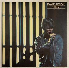 David Bowie Stage 2-LP RU 1978 gatefold