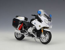1:18 Maisto BMW R1200RT California Highway Police Motorcycle Model New in Box