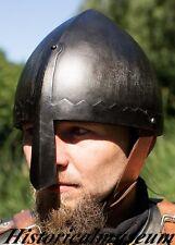 New Norman Medieval Viking Spangenhelm Nasal Helmet Halloween Costumes SCA QX25D