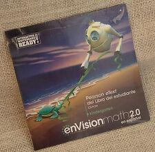 enVision Math 2.0 Grade K Student eText Spanish CD Rom Espanol 9780328869503