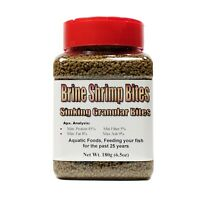 Brine Shrimp Sinking Bites,    FREE 8-type Freeze Dried Food Mix  $7.99 included