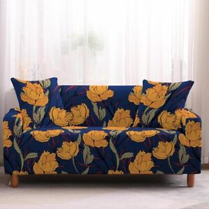 Sofa Seat Cushion Covers 3 Seater Stretchable Slip Covers for Recliners Dog Sofa