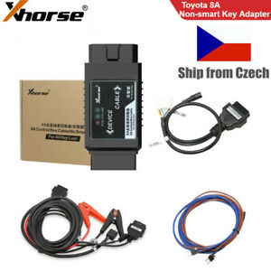 XHorse vvdi 8A non-smart all key lost Adapter Works with Key Tool Max + Mini OBD