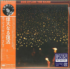 BOB DYLAN-BEFORE THE FLOOD-JAPAN 2 MINI LP BLU-SPEC CD2+BOOK Ltd/Ed G09