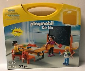 Playmobil City Life  5971 School/Classroom  - NEW