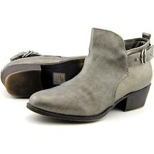 Steve Madden Hiintt Women US 8 Gray Bootie Pre Owned  1328