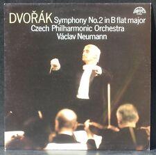 Dvorak Symphonie 2 / 2nd Symphony op 4 Neumann 1973 reissue 1982 LP M, CV NM