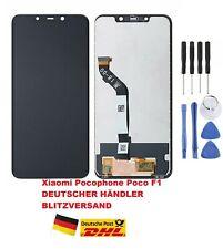 Für Xiaomi Pocophone Poco F1 Reparatur Display LCD Komplett Touch Schwarz Neu