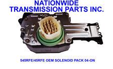 45RFE SOLENOID PACK DODGE DAKOTA 04-UP (PAN GASKET INCLUDED)