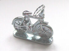 light pewter bike bicycle Monopoly Stranger Things Edition token replacement