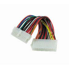 6 inch ATX24Pin Extension Cable 24pin Motherboard Power Supply Adapter Extension