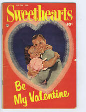 Sweethearts #108 Fawcett Pub 1952