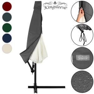 Abdeckung Sonnenschirm Schutzhülle Schirmhaube Marktschirm Ampelschirm Haube
