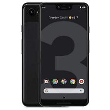 Google Pixel 3 - 64GB - Black (Verizon Unlocked) Android 4G LTE Smartphone USED