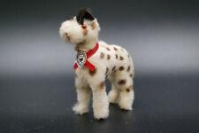 Original fur Toys DALMATINER   KARL SCHRICKEL PELZFABRIK   Made in West Germany