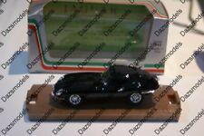 Model Box Jaguar E Guida SX Black 1:43 Diecast 8439
