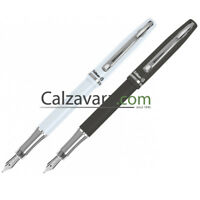 PELIKAN Stilografica Elegance Jazz - Fountain Pen - Nera e Bianco Perla