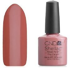 Original CND Shellac Clay Canyon / Color Coat / Nagellack 7.3ml / Made in USA