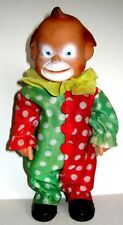 """AUTOMATE MECANIQUE TOYLAND/SONNI - RARE """" CLOWN MARCHEUR """"- MADE IN WEST GERMANY"""